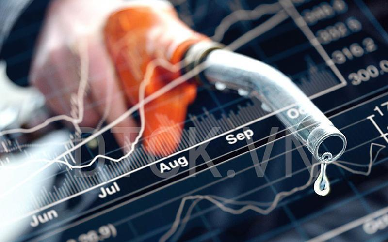 Cổ phiếu dầu khí bật tăng theo giá dầu