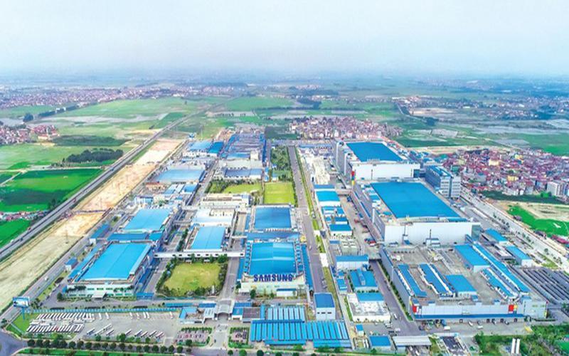 Cổ phiếu khu công nghiệp về vùng hấp dẫn đầu tư