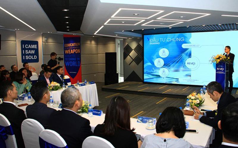 CenGroup bắt tay cùng Revex ra mắt hợp đồng thông minh