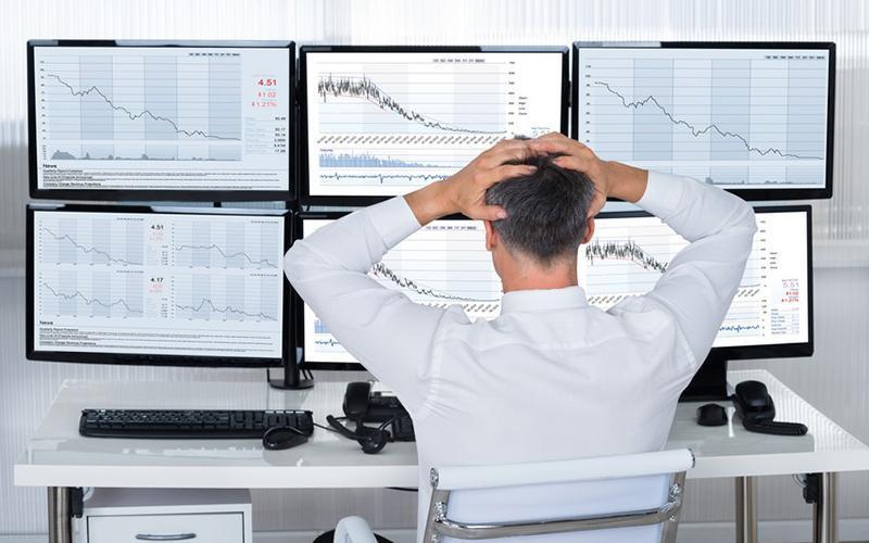 Giá trị bị lu mờ khi thị trường sợ hãi