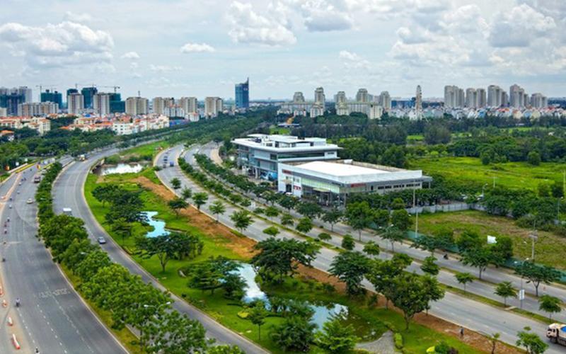 TP.HCM: Bán đấu giá 2 khu đất tại Khu đô thị mới Nam thành phố